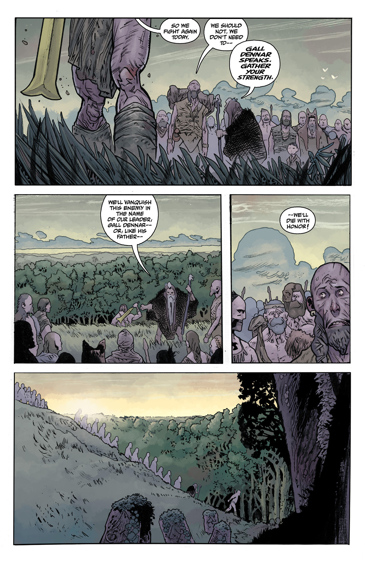 Read online B.P.R.D. Hell on Earth: The Abyss of Time comic -  Issue #104 - 4