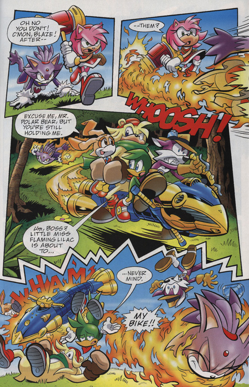 Read online Sonic Universe comic -  Issue #22 - 15