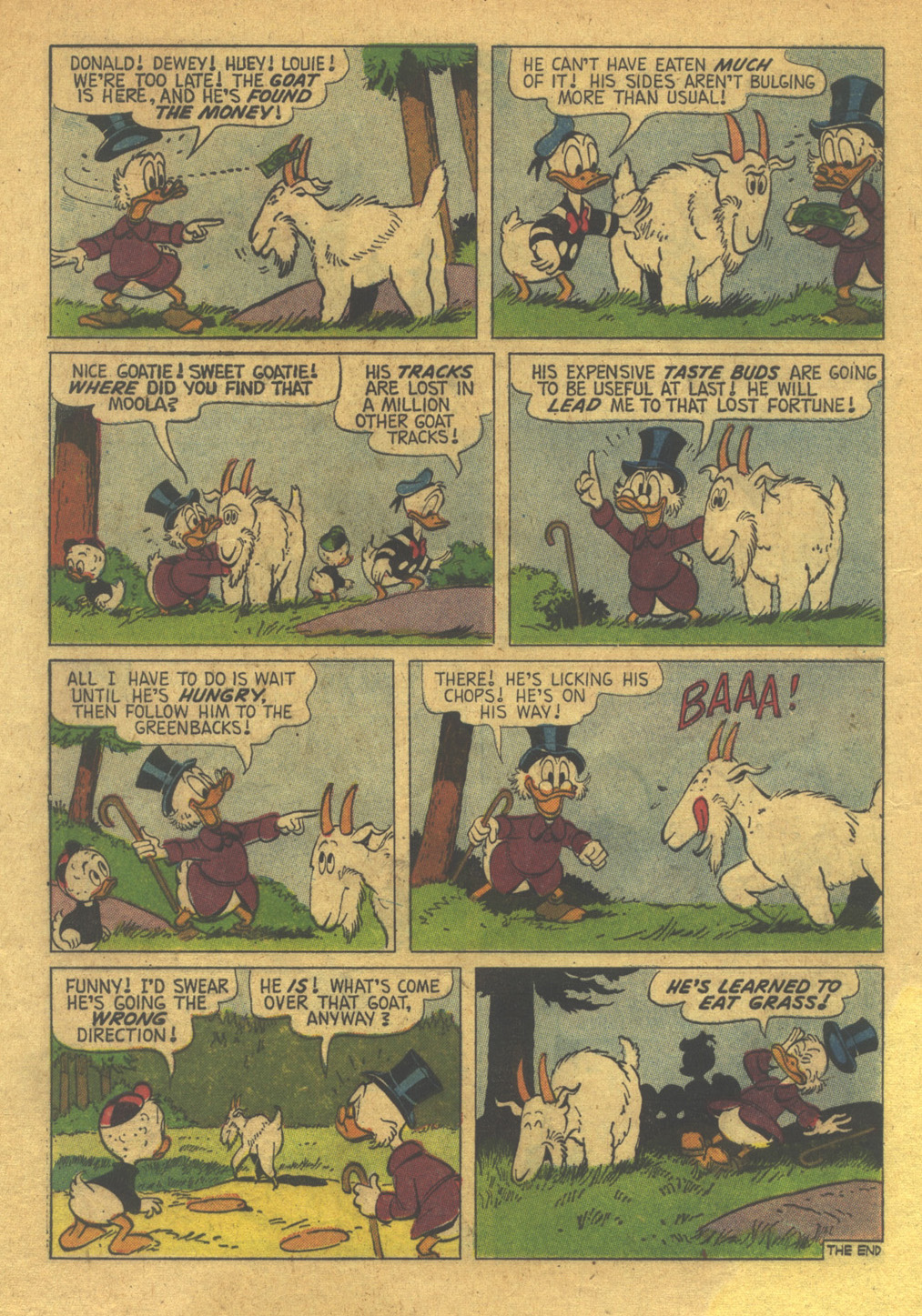 Read online Uncle Scrooge (1953) comic -  Issue #36 - 30