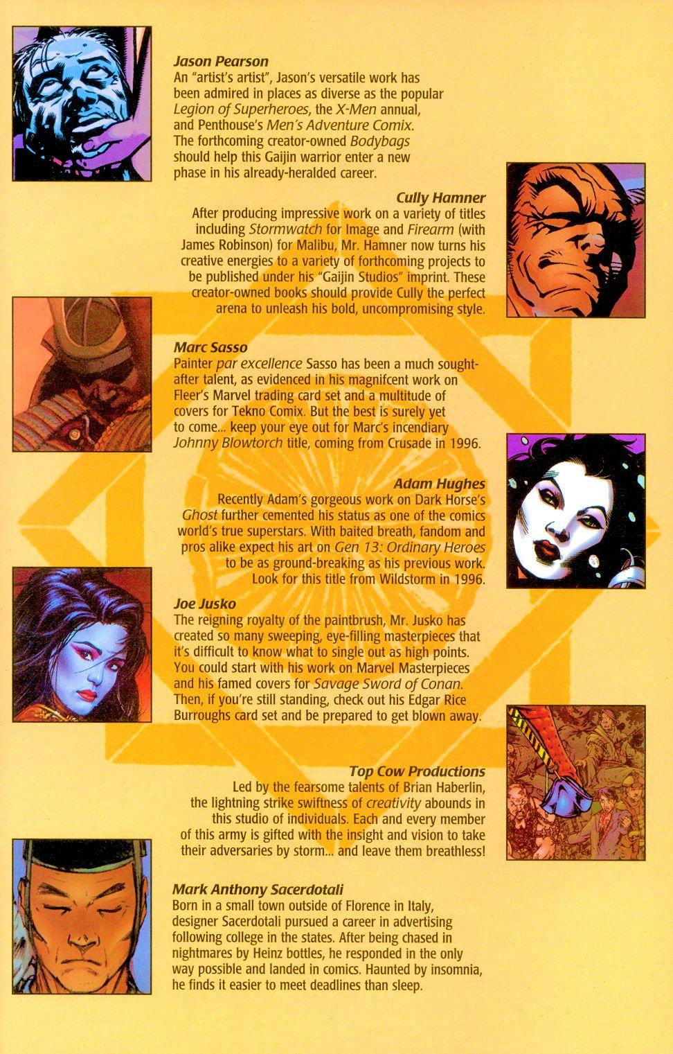 Read online Shi: Senryaku comic -  Issue #3 - 17