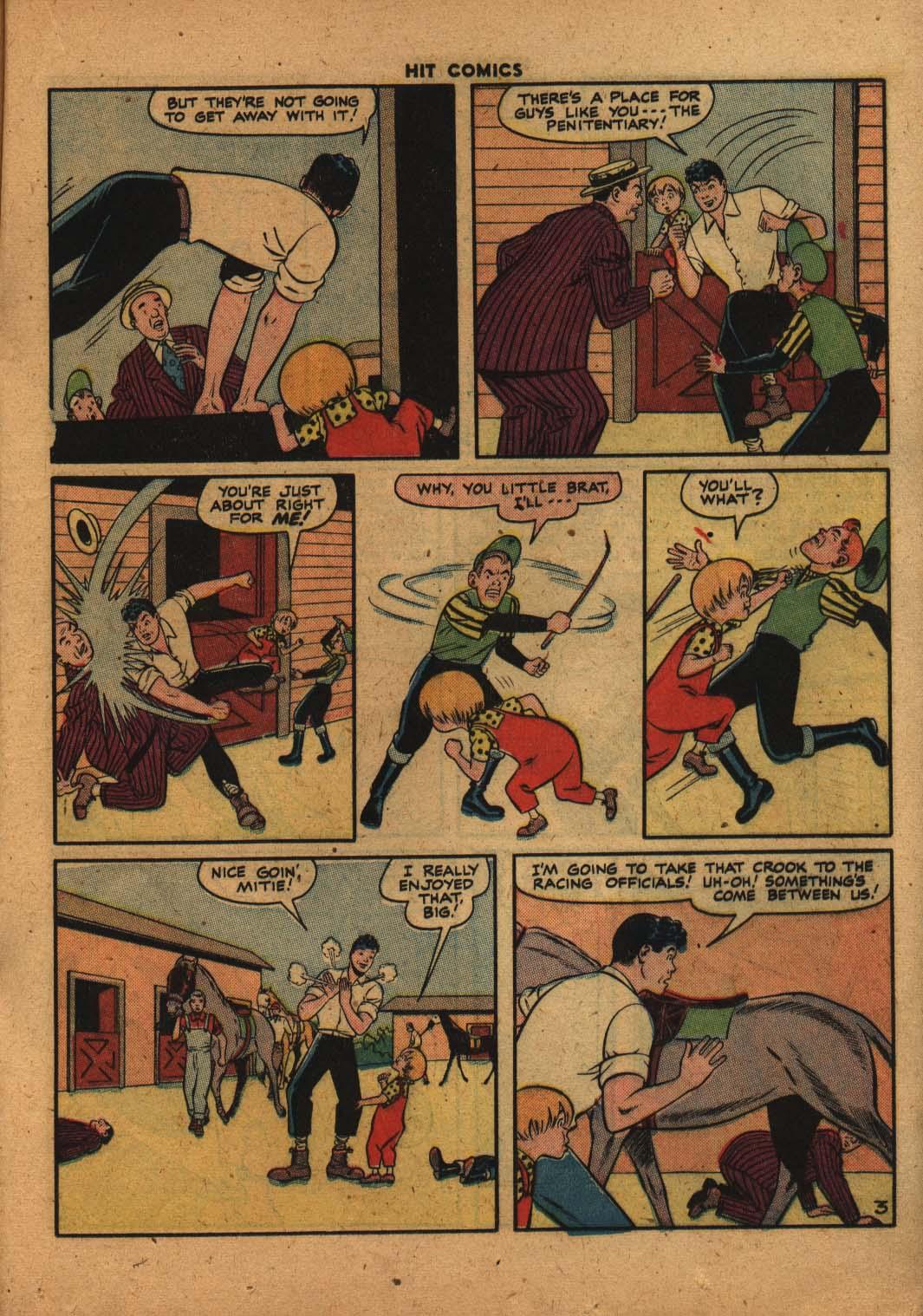 Read online Hit Comics comic -  Issue #47 - 22