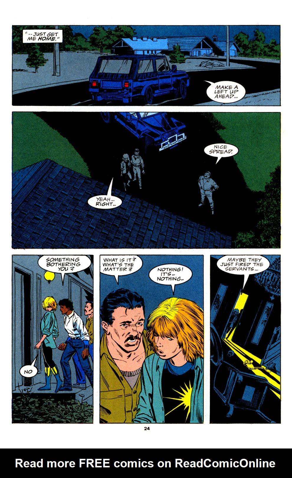 Read online Powerline comic -  Issue #2 - 26