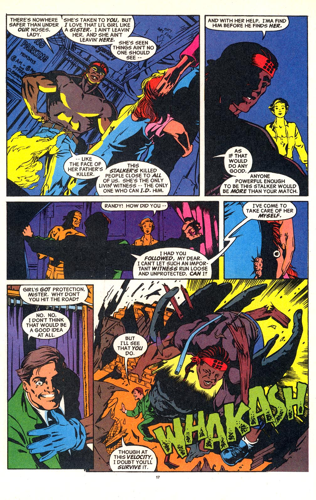 Cage (1992) issue 18 - Page 14