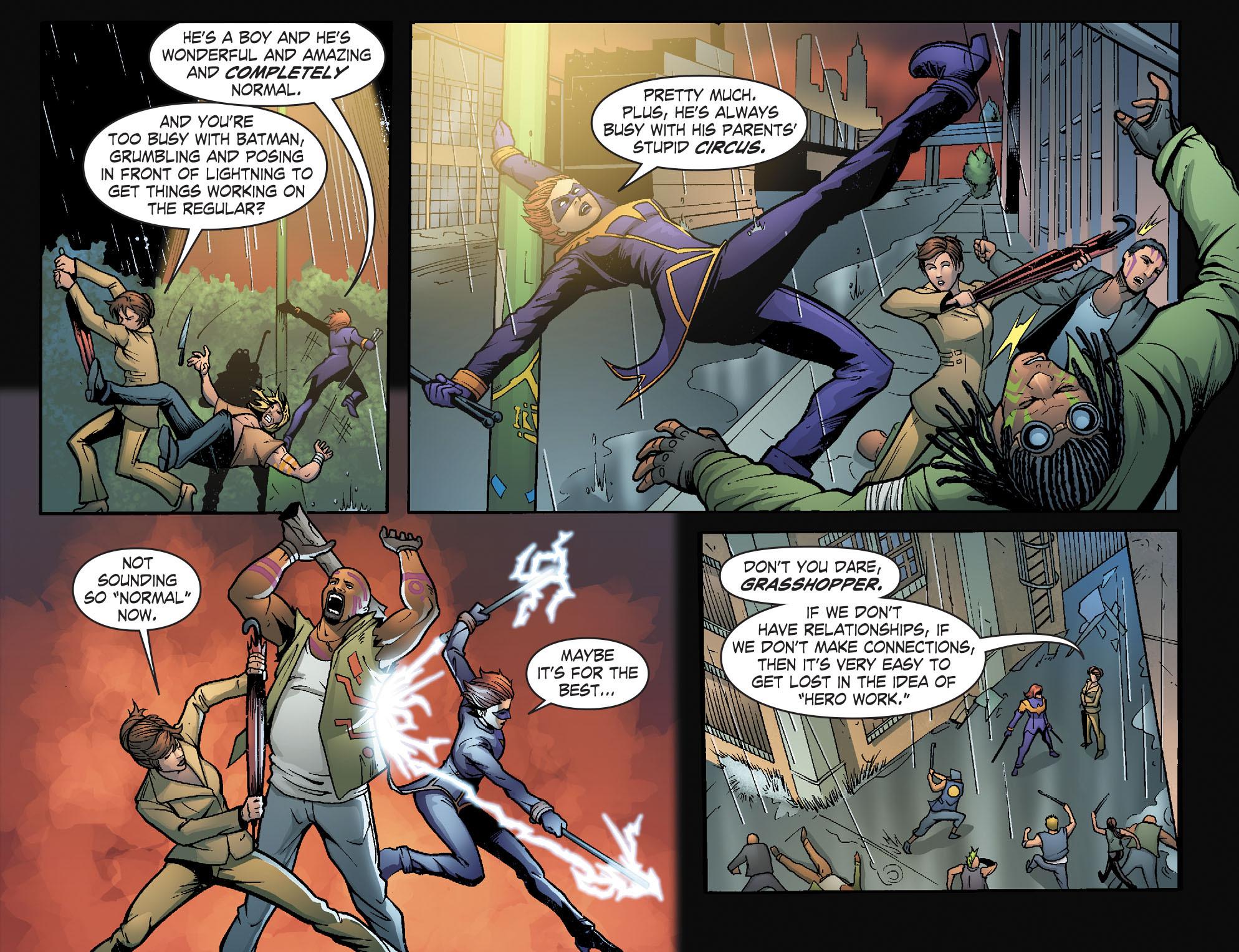 Read online Smallville: Alien comic -  Issue #8 - 8
