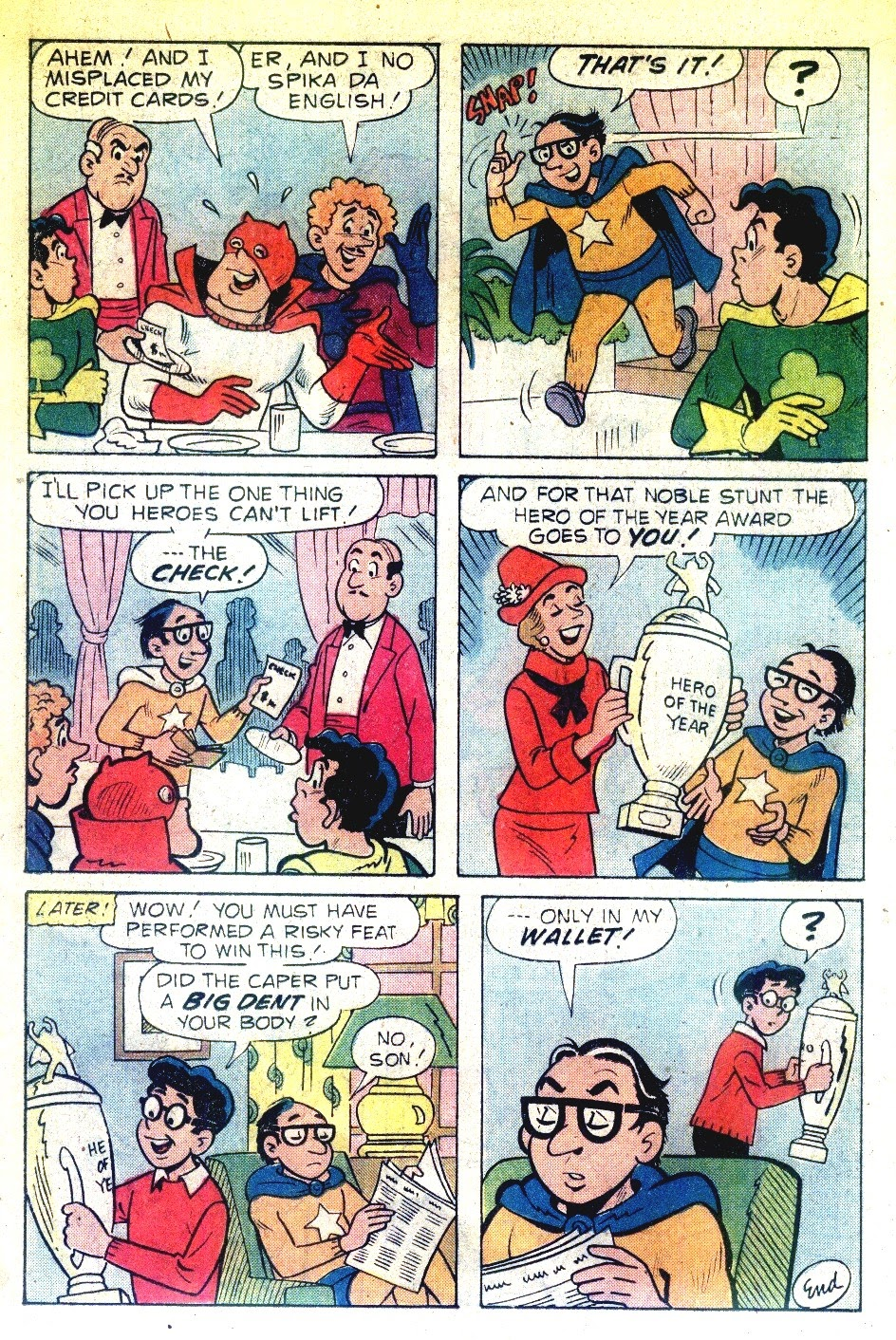 Read online Madhouse Comics comic -  Issue #118 - 18