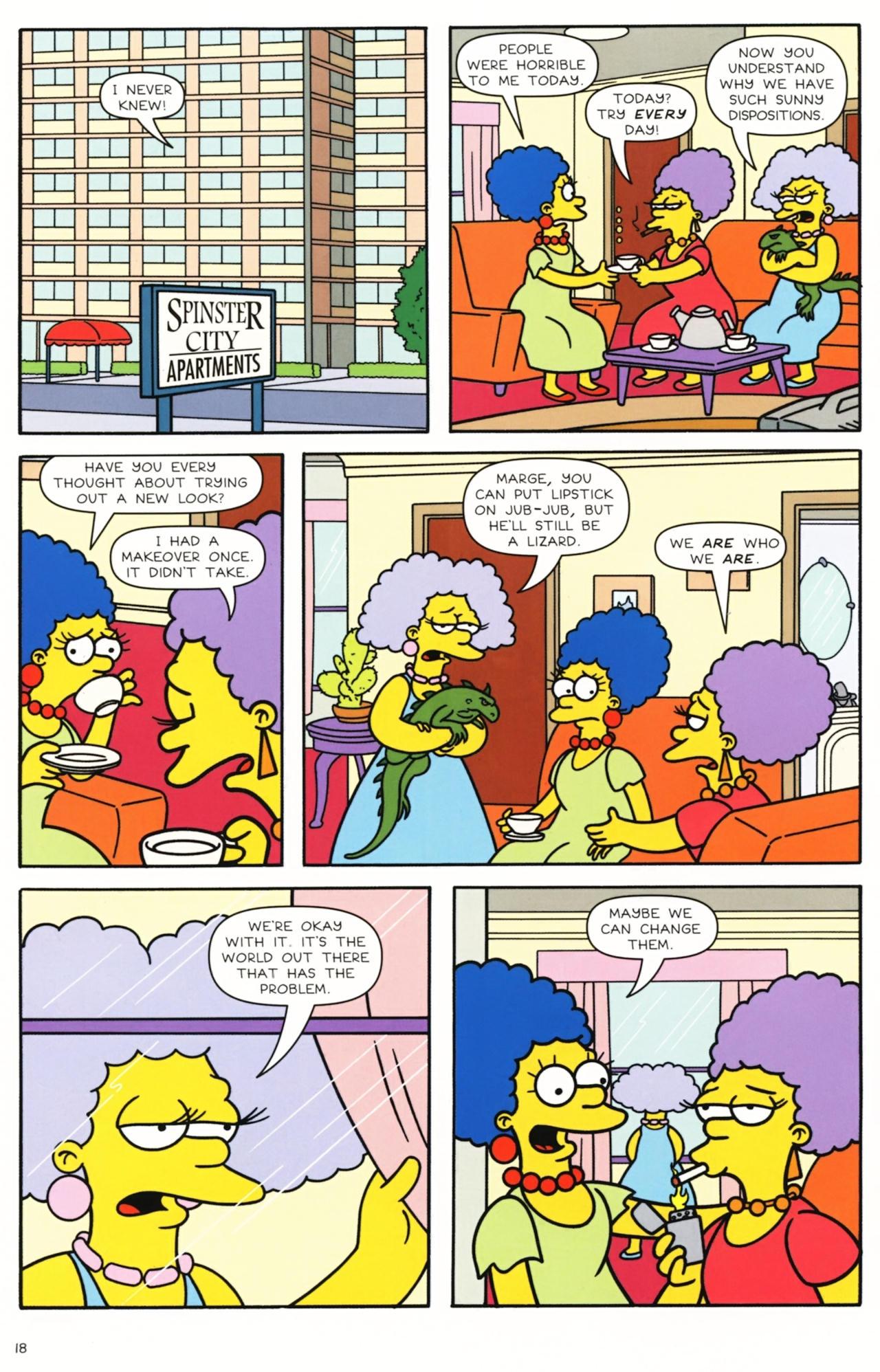 Read online Simpsons Comics comic -  Issue #157 - 15
