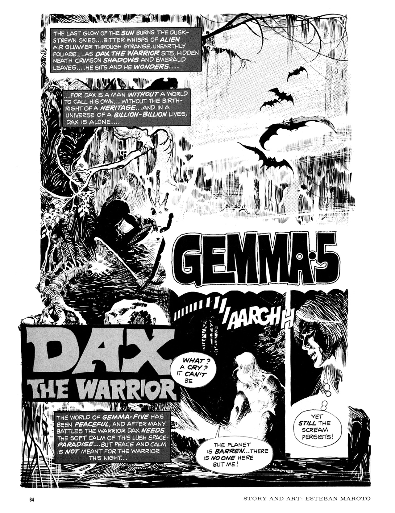 Read online Eerie Archives comic -  Issue # TPB 10 - 65