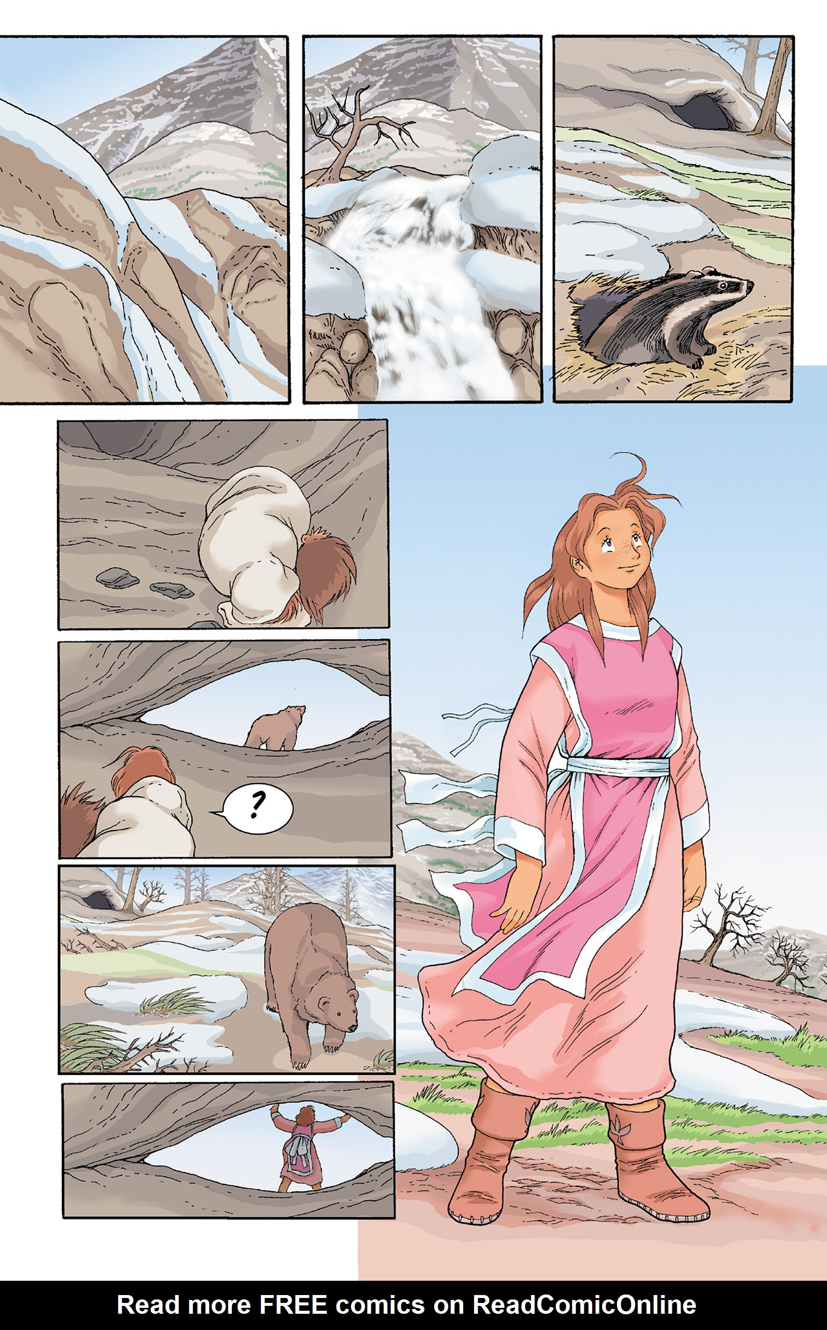 Read online Courageous Princess comic -  Issue # TPB 1 - 142