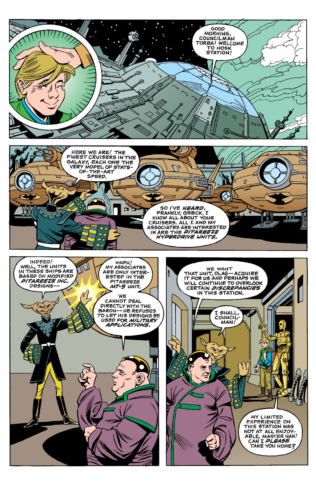 Read online Star Wars Legends Epic Collection: The Empire comic -  Issue # TPB 5 (Part 1) - 38