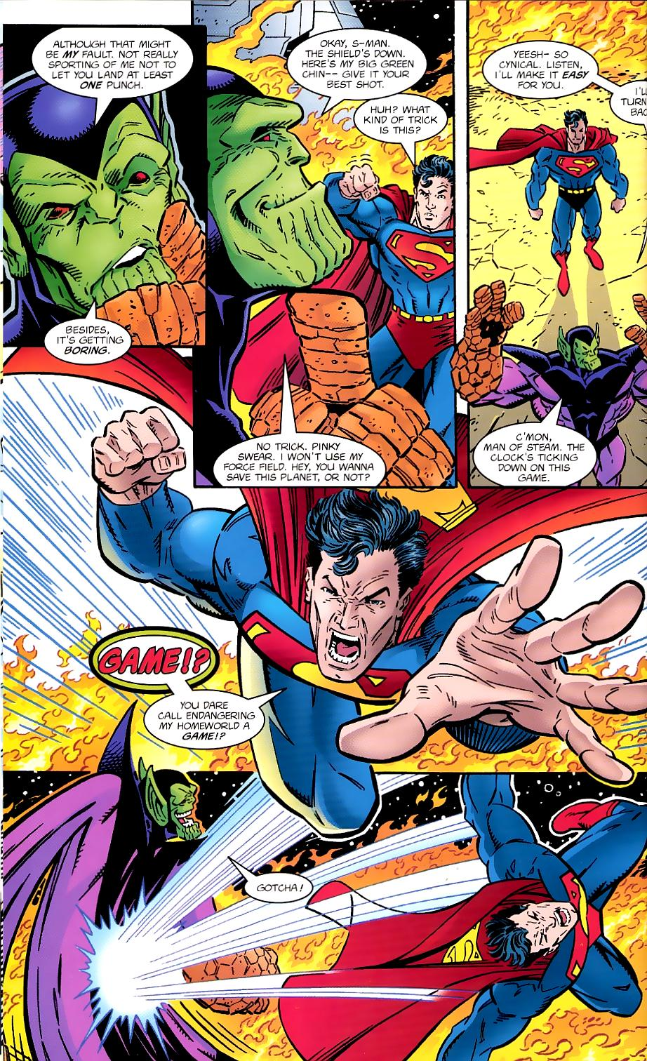 Read online Silver Surfer/Superman comic -  Issue # Full - 20
