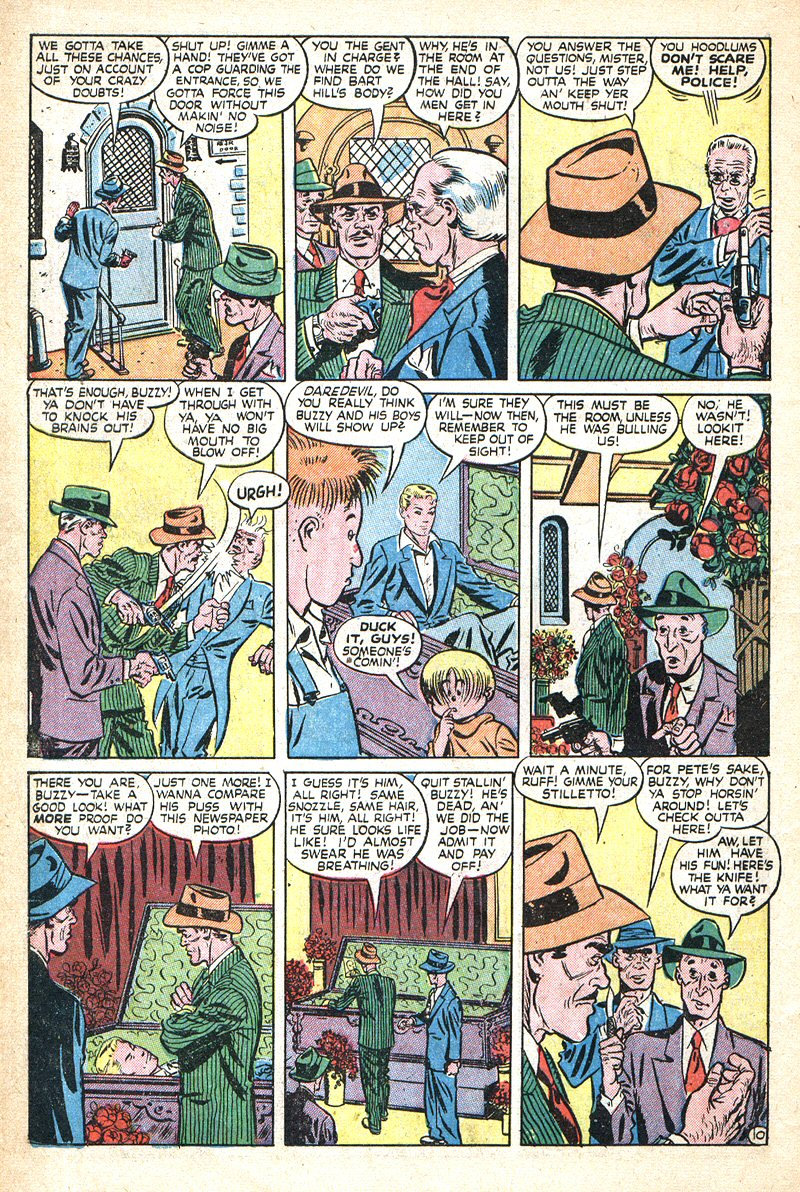 Daredevil (1941) issue 44 - Page 14