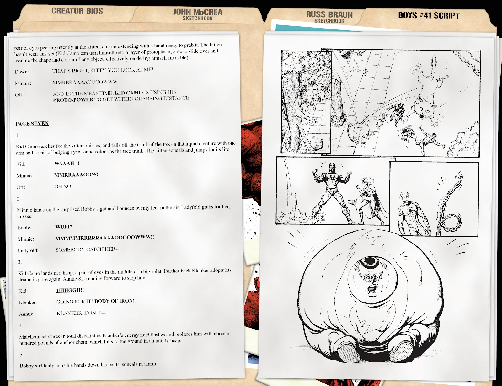 Read online The Boys Omnibus comic -  Issue # TPB 4 (Part 4) - 56