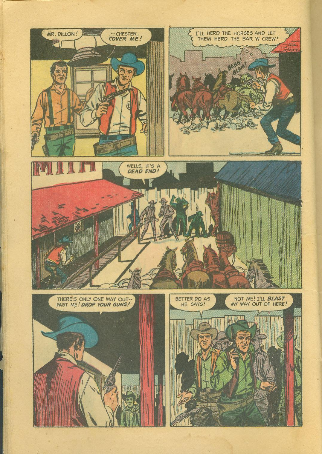Four Color Comics issue 769 - Page 16