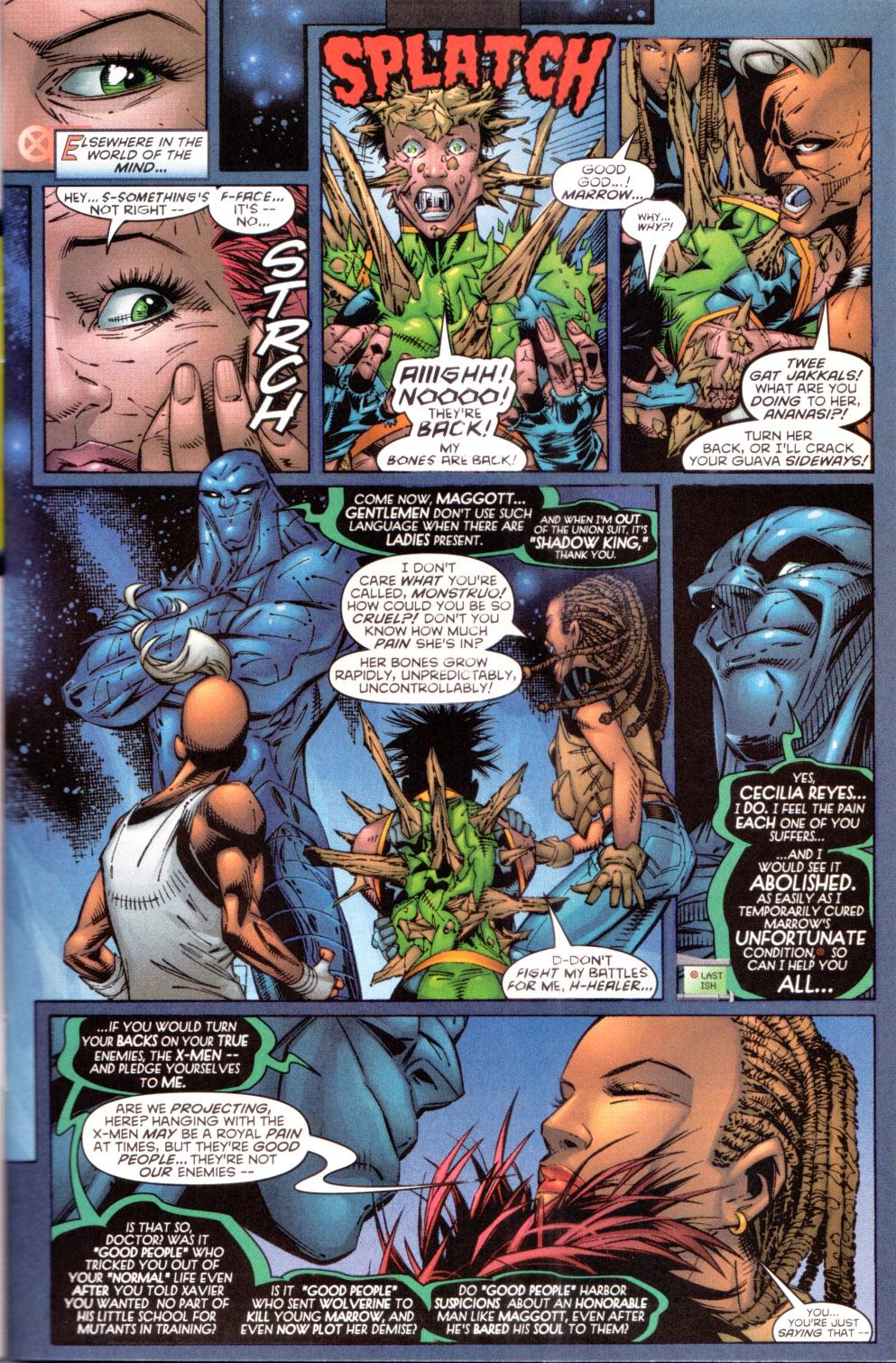 X-Men (1991) 78 Page 4