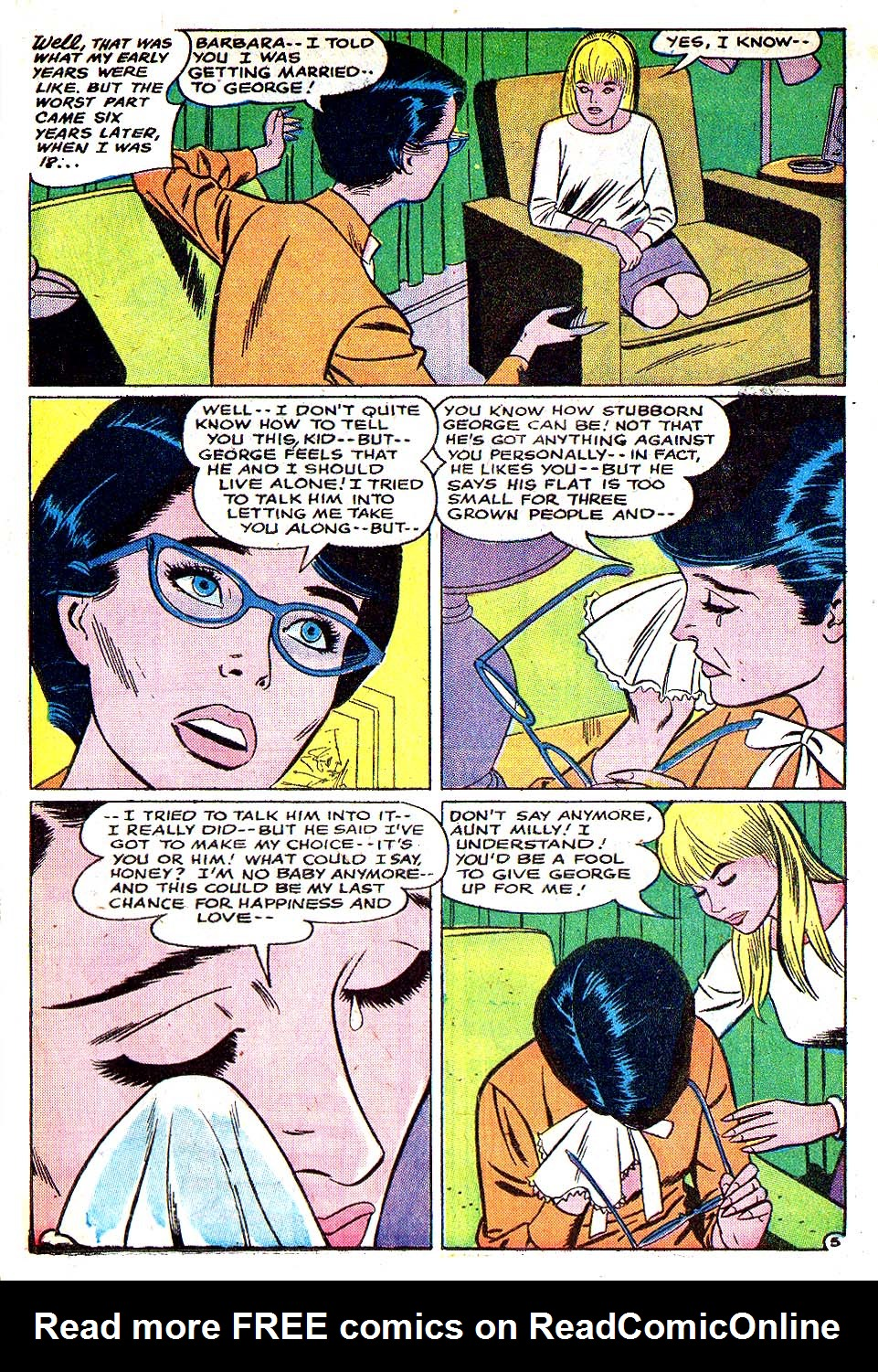 Young Romance issue 149 - Page 24