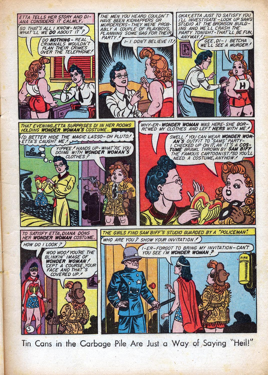 Read online Sensation (Mystery) Comics comic -  Issue #33 - 5
