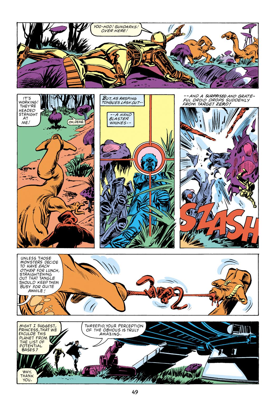 Read online Star Wars Omnibus comic -  Issue # Vol. 16 - 50