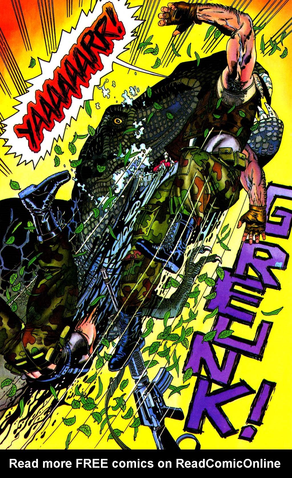 Read online Turok, Dinosaur Hunter (1993) comic -  Issue #28 - 12