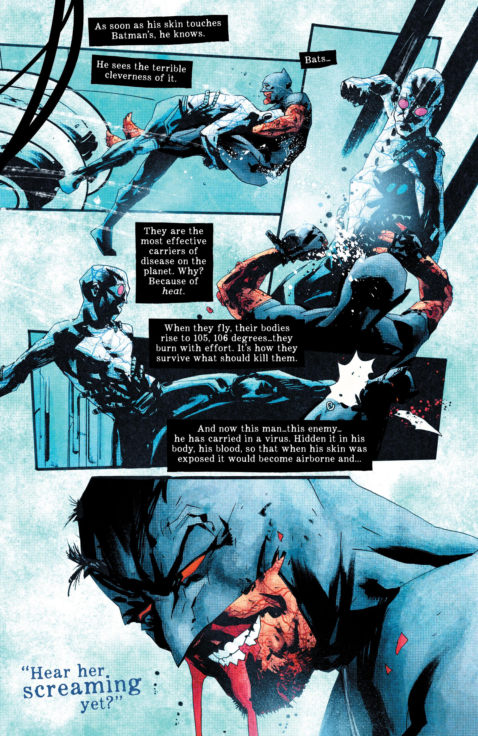 Read online All-Star Batman comic -  Issue #6 - 23