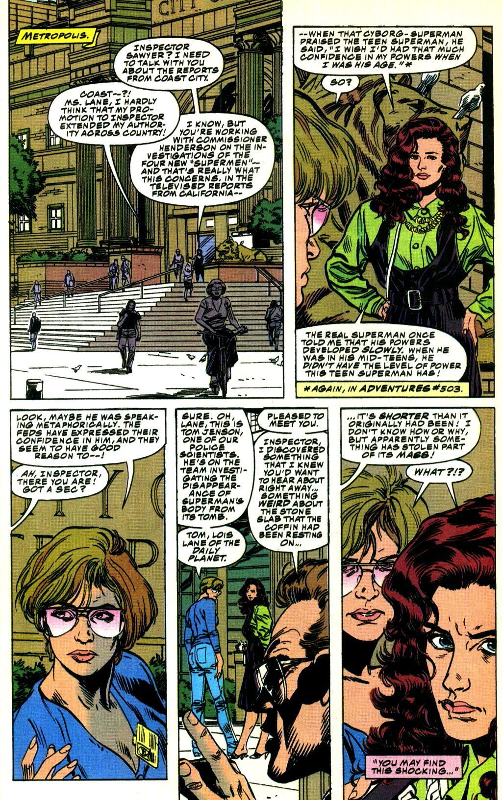 Action Comics (1938) 690 Page 10