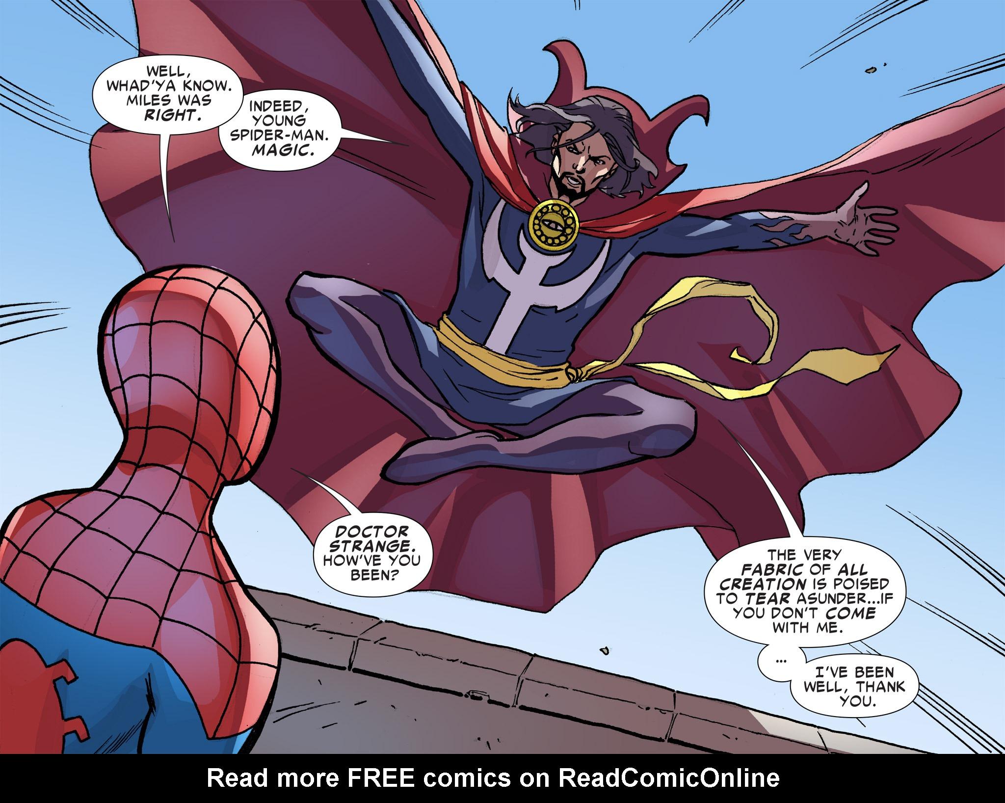 Read online Ultimate Spider-Man (Infinite Comics) (2016) comic -  Issue #8 - 62