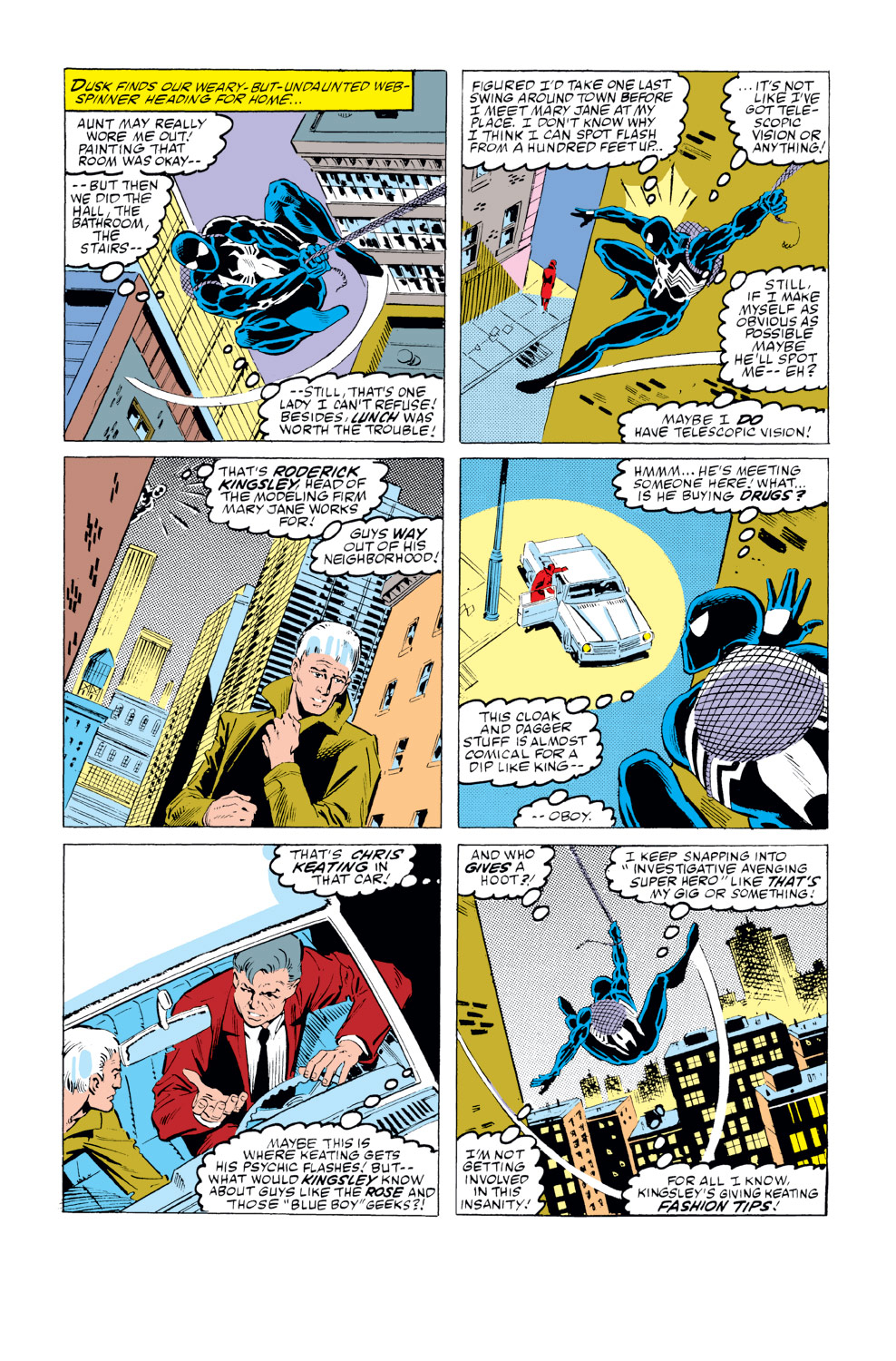 The Amazing Spider-Man (1963) 284 Page 14