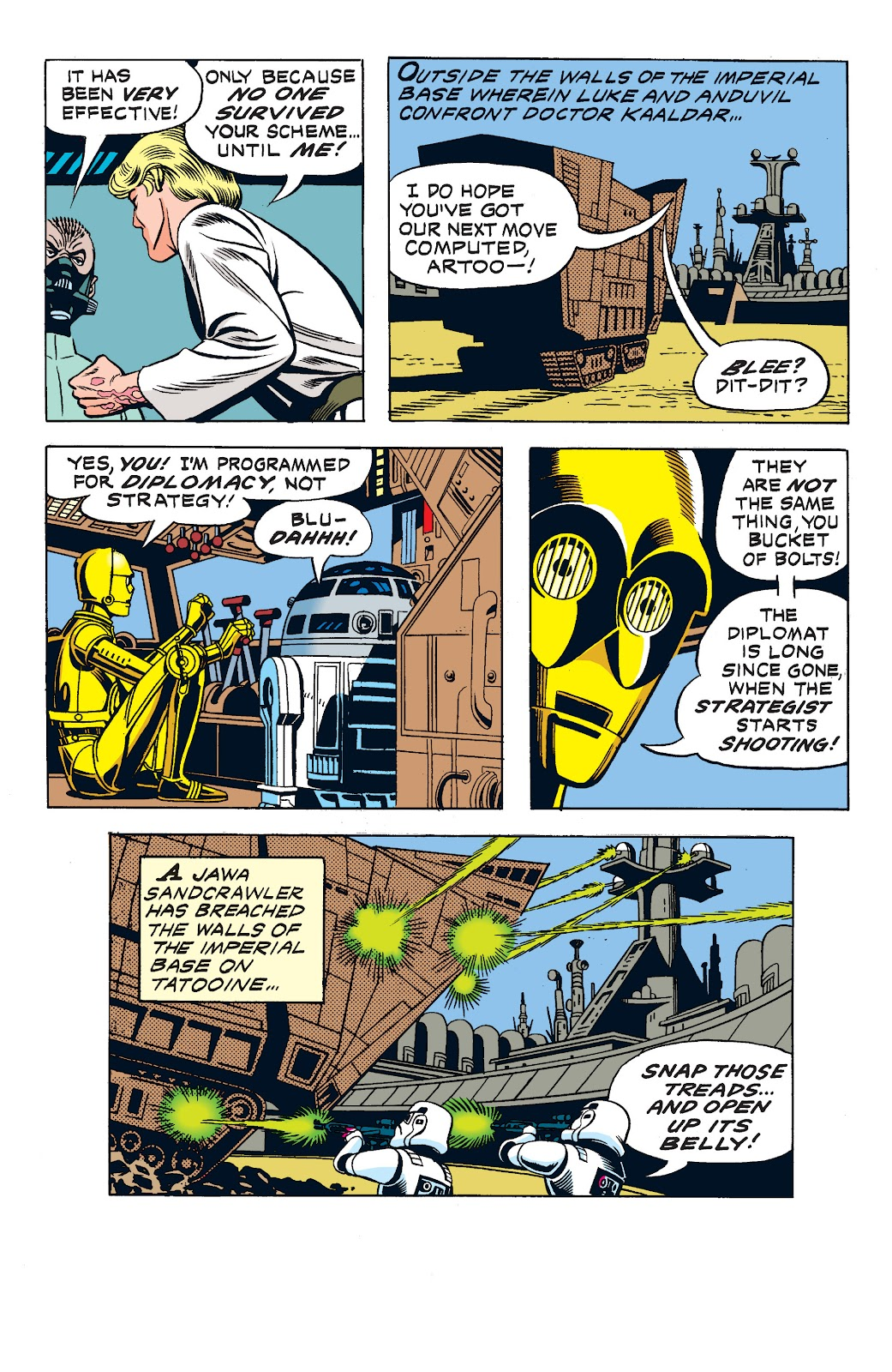 Read online Star Wars Legends: The Newspaper Strips - Epic Collection comic -  Issue # TPB (Part 2) - 43