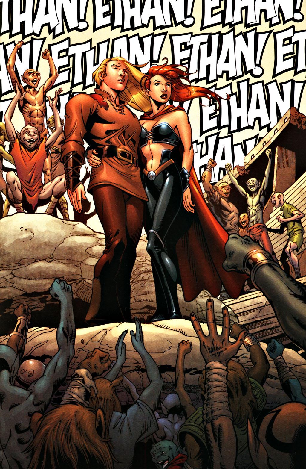 Read online Scion comic -  Issue #27 - 21