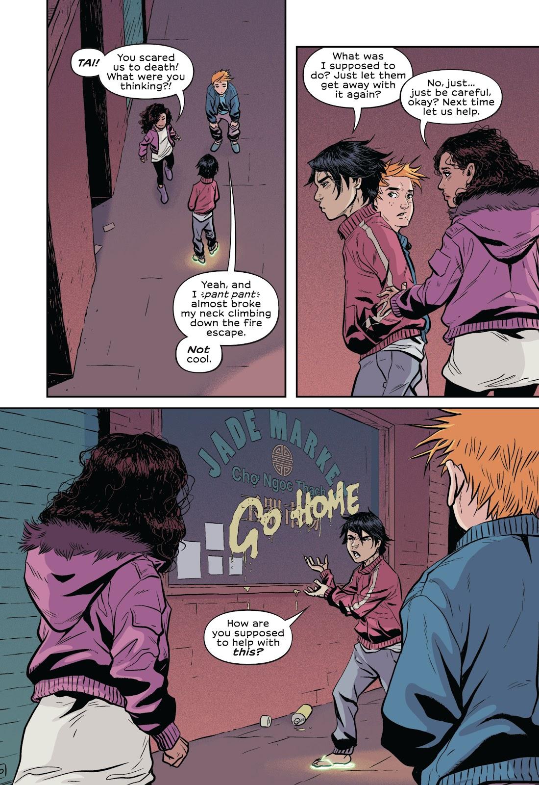 Read online Green Lantern: Legacy comic -  Issue # TPB - 96