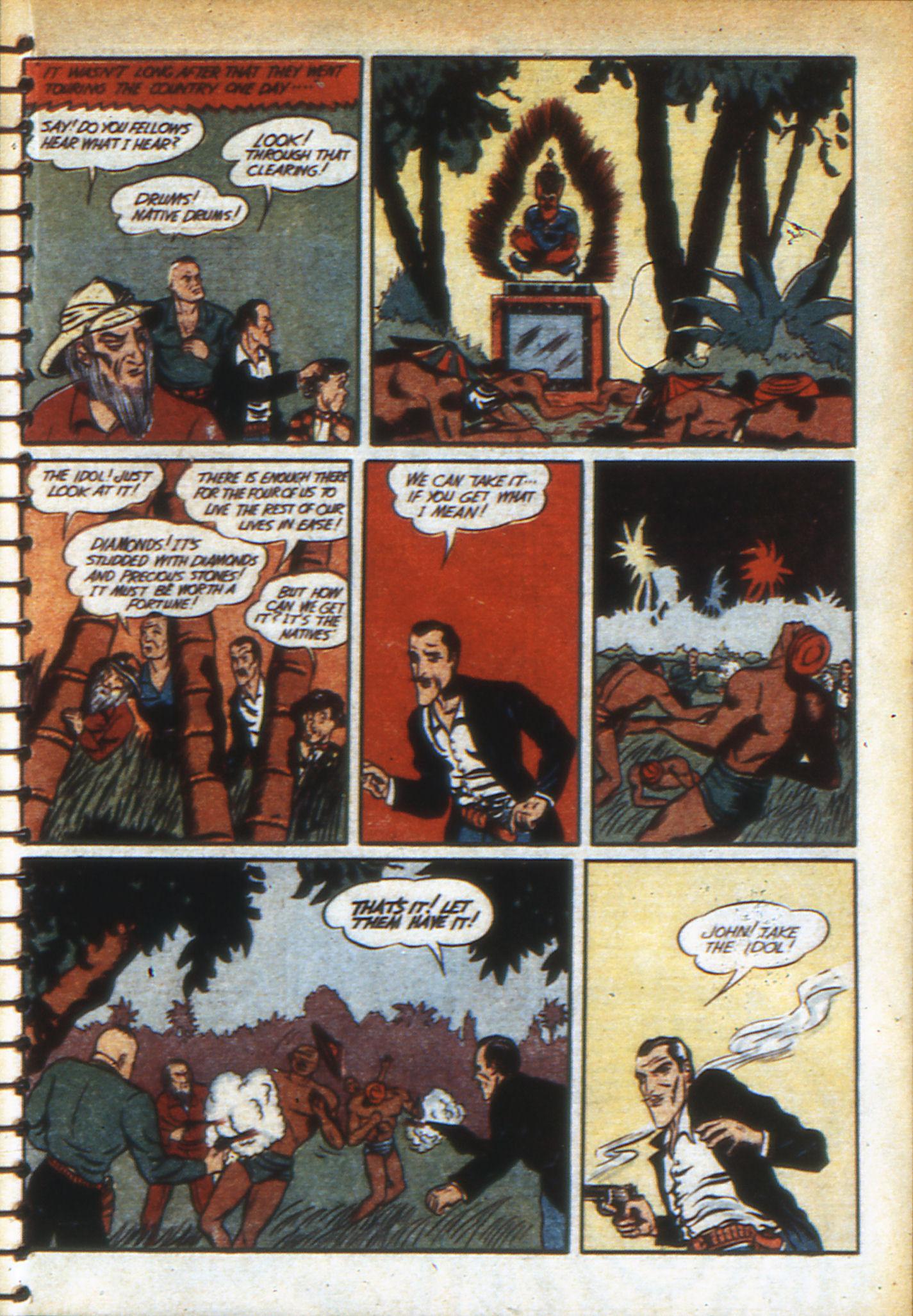Read online Adventure Comics (1938) comic -  Issue #49 - 51
