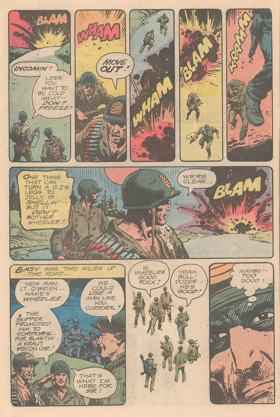 Sgt. Rock issue 379 - Page 7