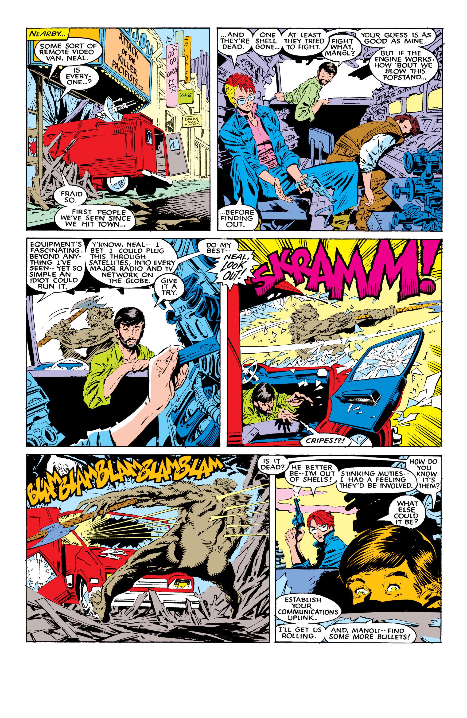 Read online Uncanny X-Men (1963) comic -  Issue #226 - 13