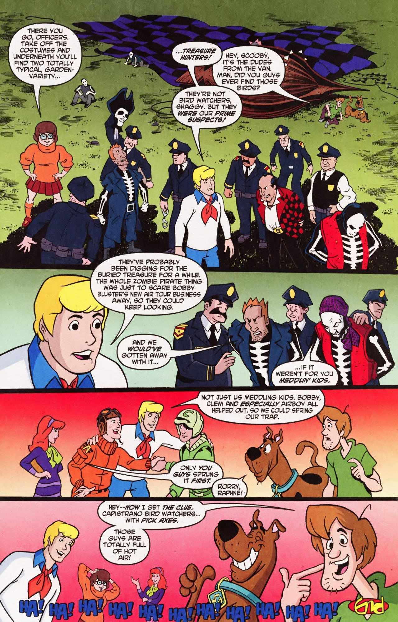 Read online Scooby-Doo (1997) comic -  Issue #132 - 9