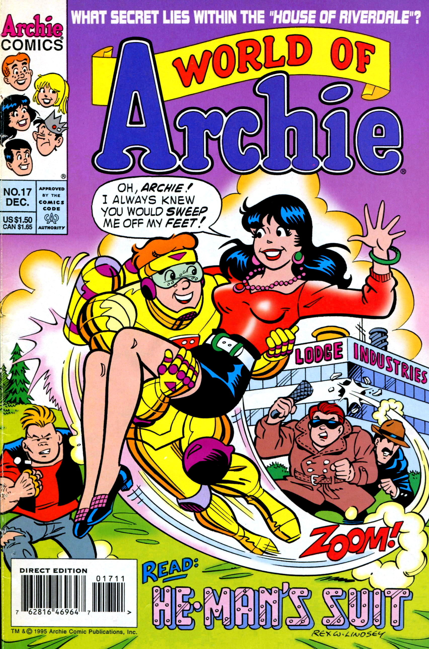 Read online World of Archie comic -  Issue #17 - 1