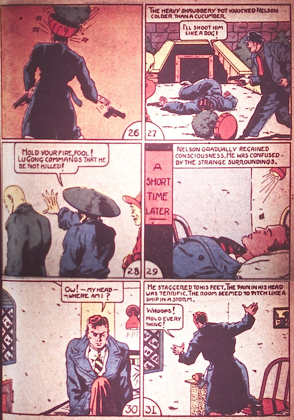 Detective Comics (1937) 6 Page 26
