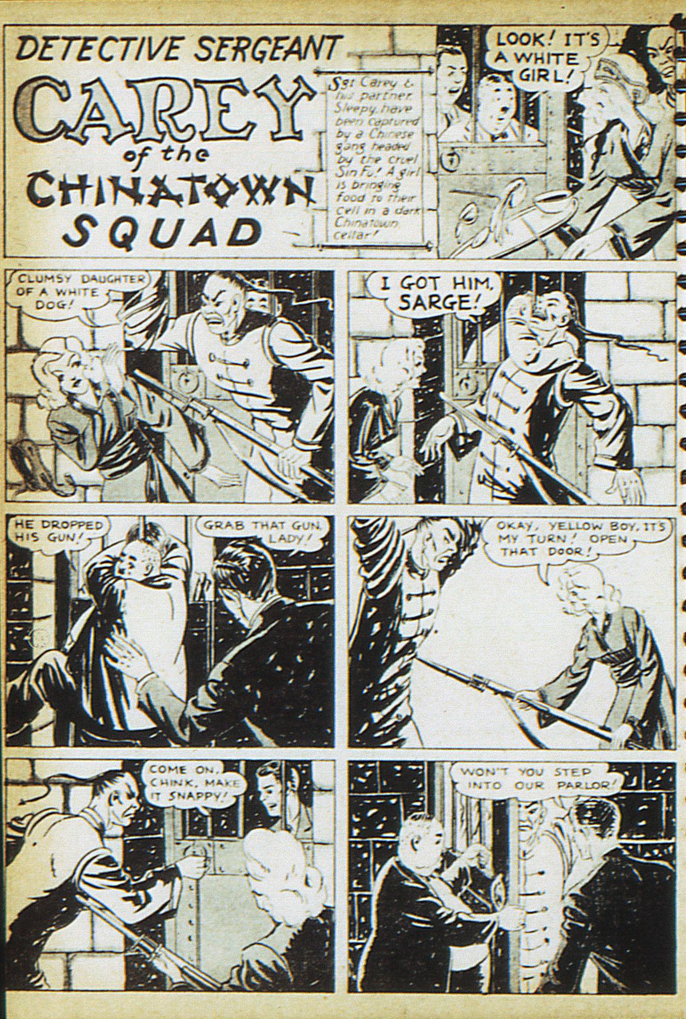 Read online Adventure Comics (1938) comic -  Issue #17 - 33