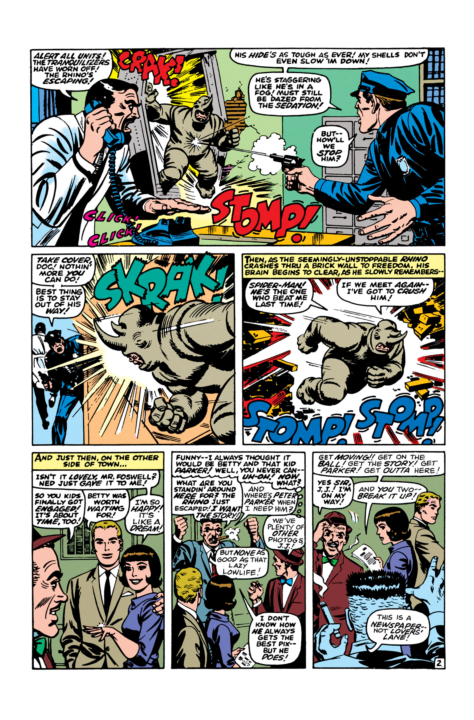 The Amazing Spider-Man (1963) 43 Page 2