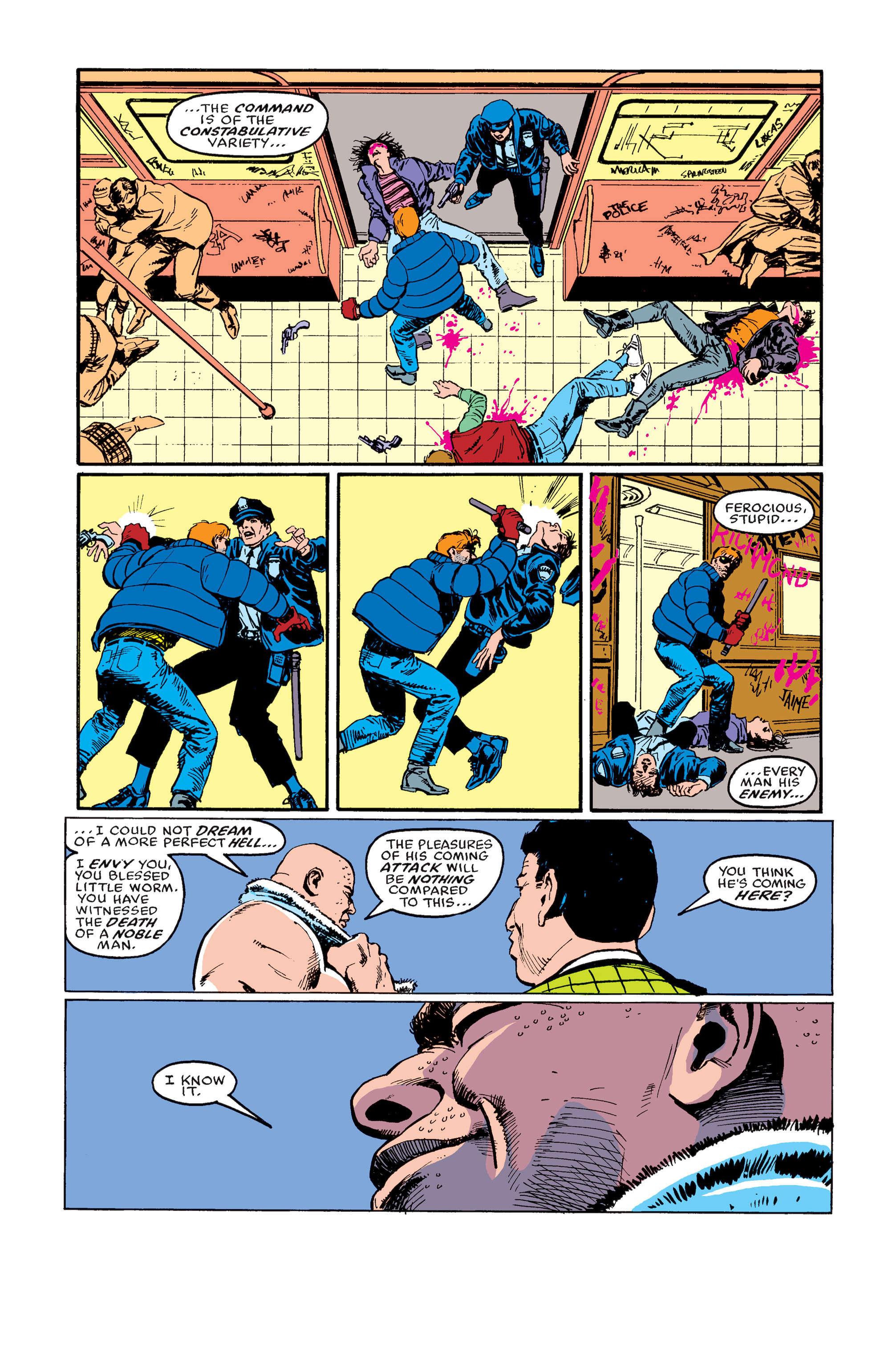 Read online Daredevil: Born Again comic -  Issue # Full - 66