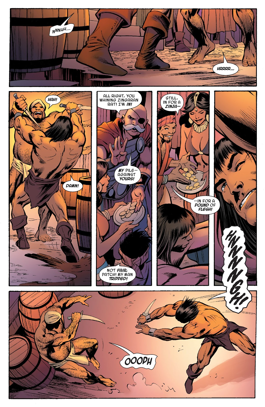 Read online Savage Sword of Conan comic -  Issue #10 - 6
