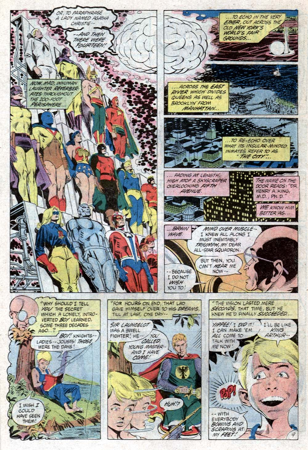 Read online All-Star Squadron comic -  Issue #20 - 12