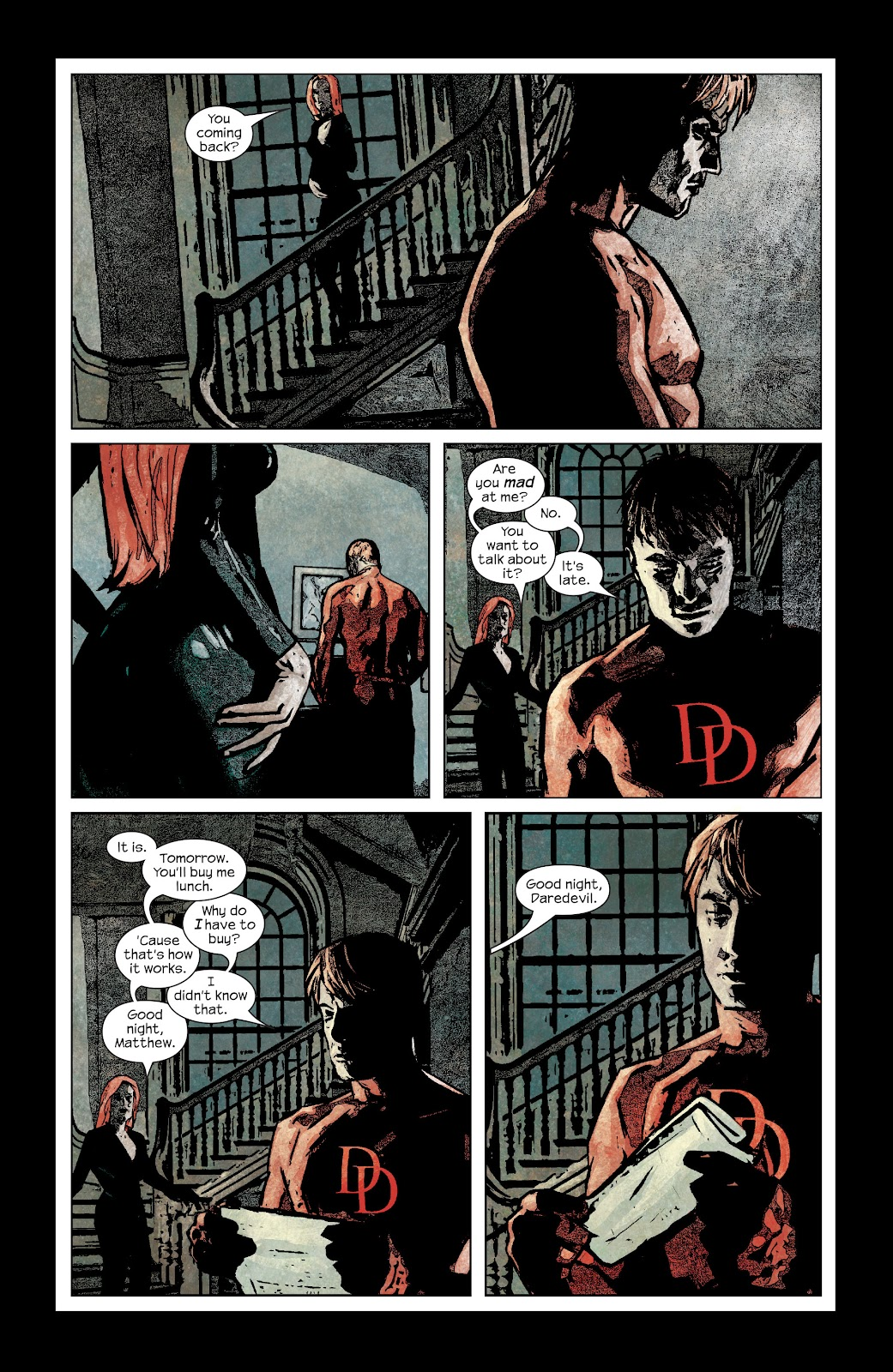 Read online Daredevil (1998) comic -  Issue # _Ultimate_Collection TPB 2 (Part 4) - 72