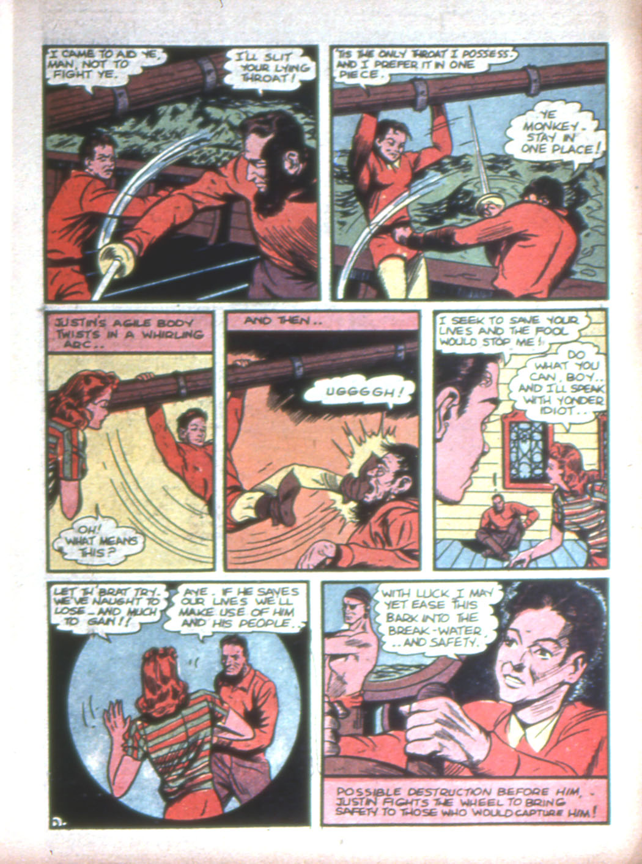 Read online Sensation (Mystery) Comics comic -  Issue #15 - 19