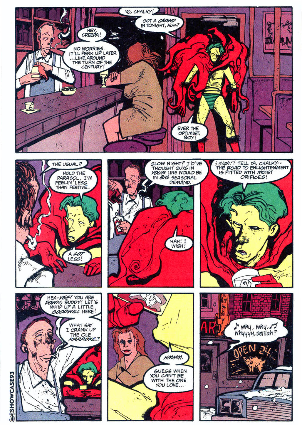 Read online Showcase '93 comic -  Issue #12 - 32