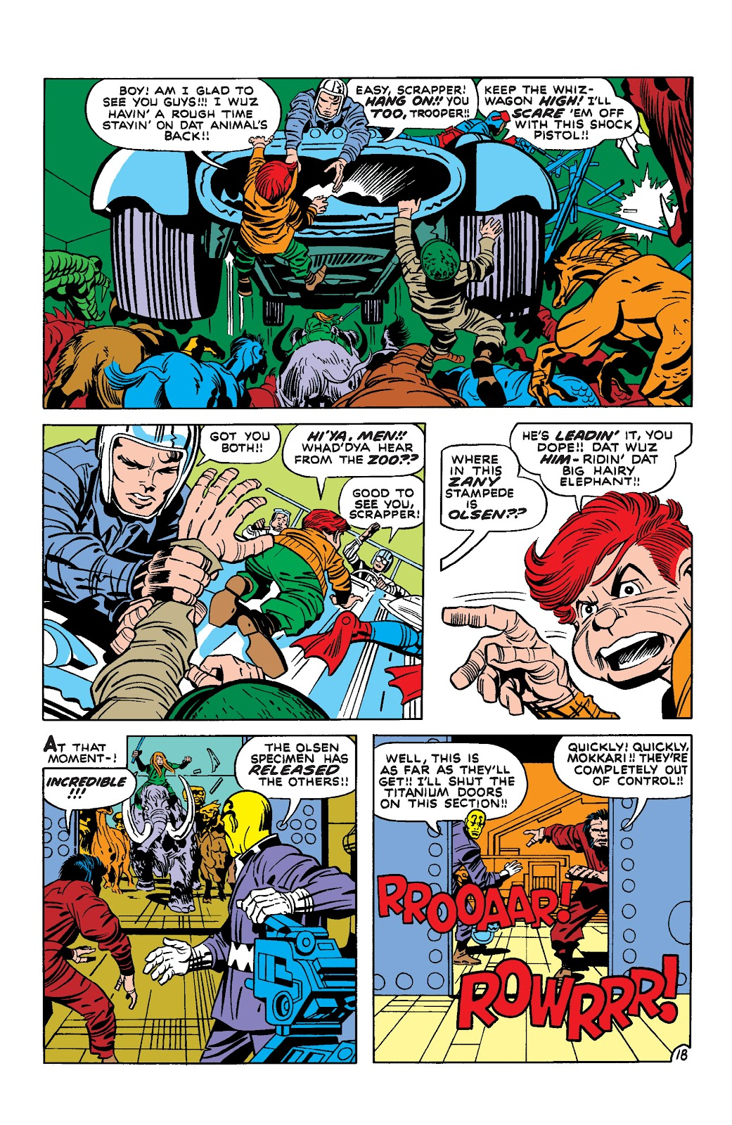 Read online Superman's Pal, Jimmy Olsen by Jack Kirby comic -  Issue # TPB (Part 4) - 5