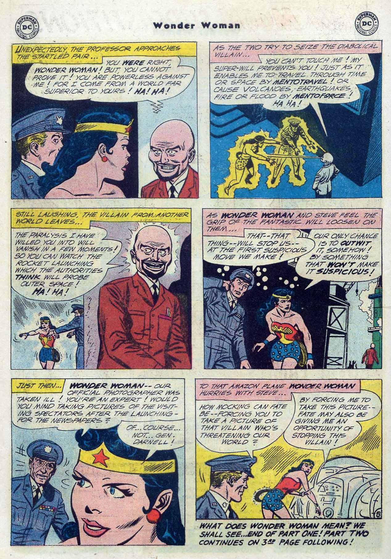 Read online Wonder Woman (1942) comic -  Issue #116 - 26