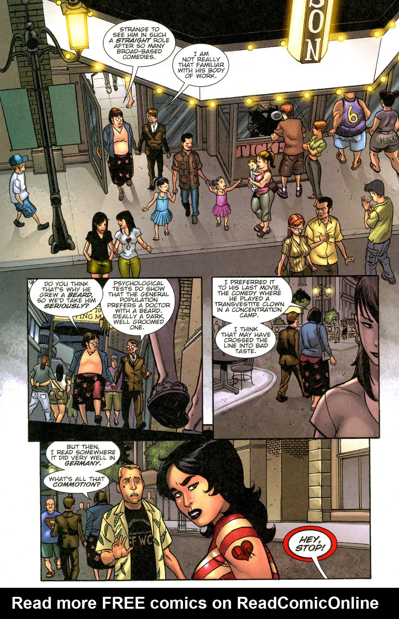 Read online The Exterminators comic -  Issue #12 - 3