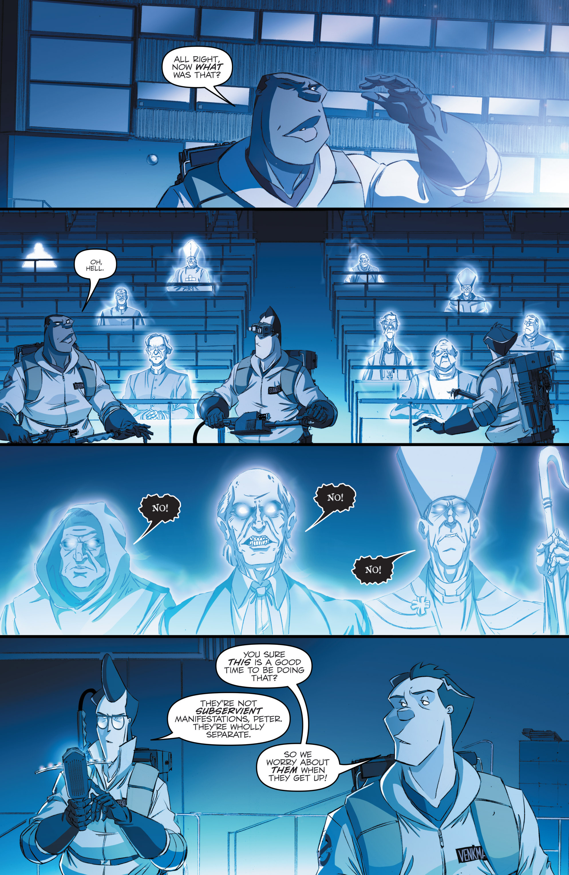 Read online Skylanders Superchargers comic -  Issue #4 - 31