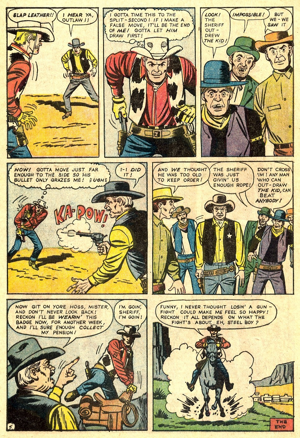 Kid Colt Outlaw issue 110 - Page 32