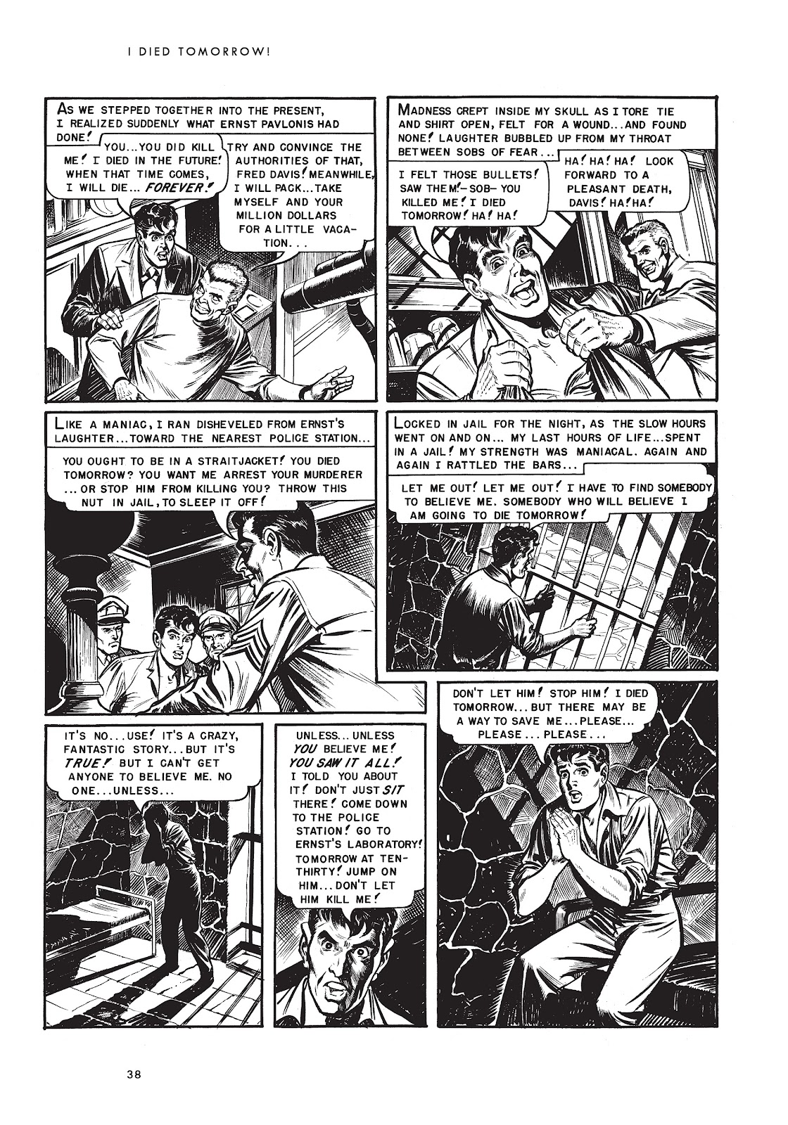 Read online The Martian Monster and Other Stories comic -  Issue # TPB (Part 1) - 53