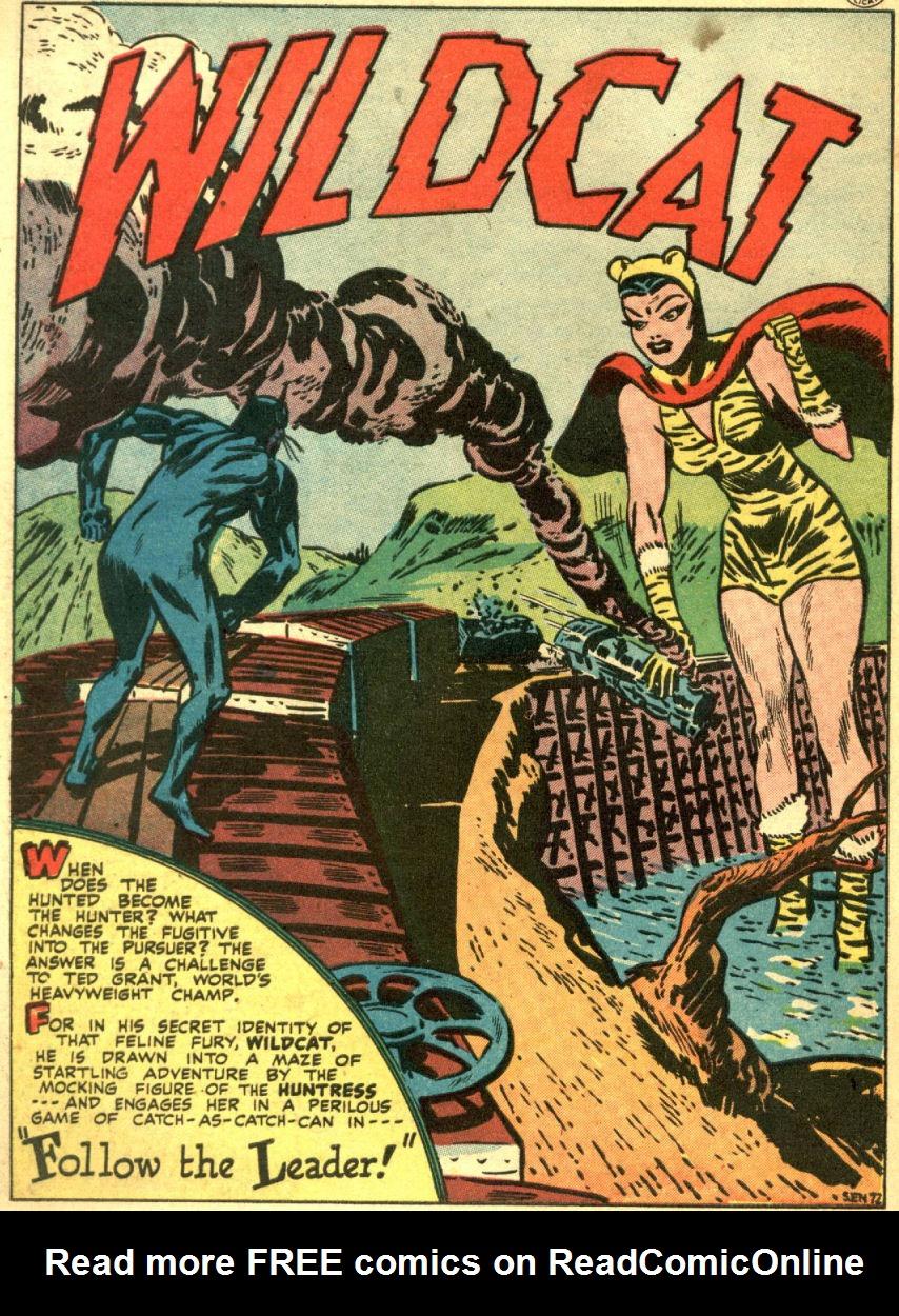 Read online Sensation (Mystery) Comics comic -  Issue #69 - 44